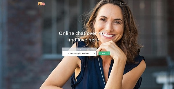Flirt.com for mature dating
