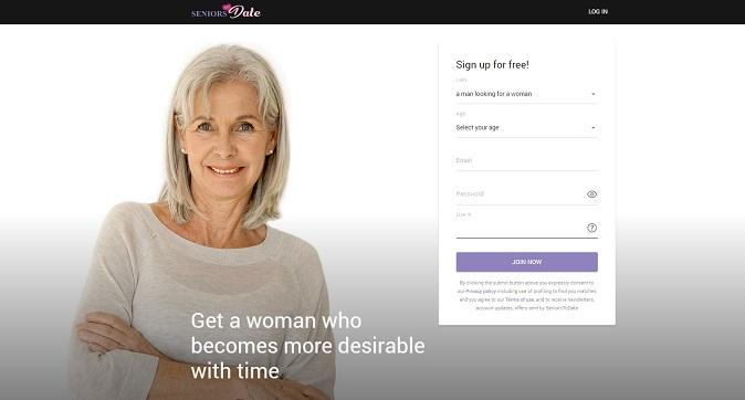Seniorstodate.com for people over 40